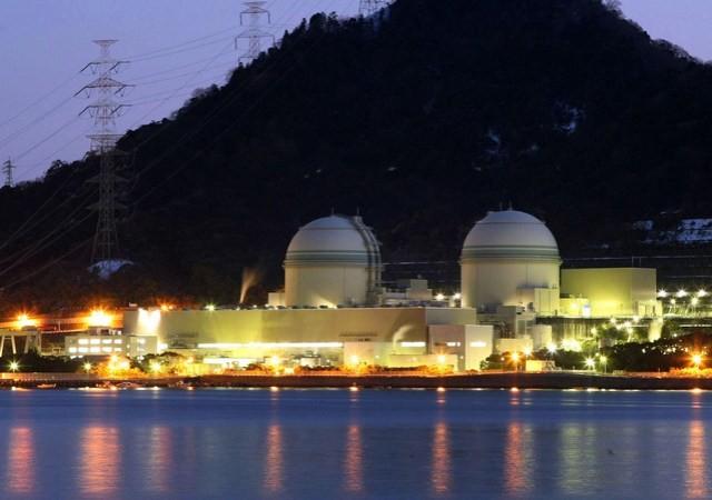 В Японии перезапустили третий реактор АЭС «Такахама»