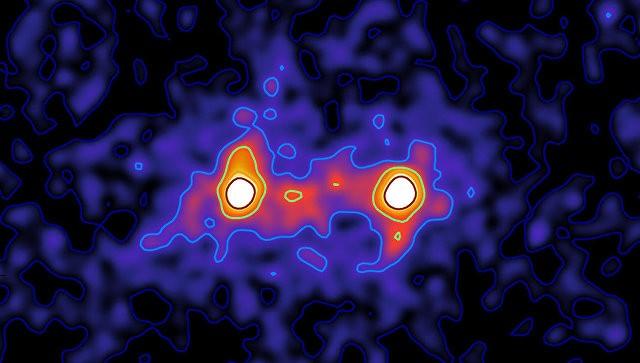 """Физики усомнились в """"пушистости"""" темной материи"""