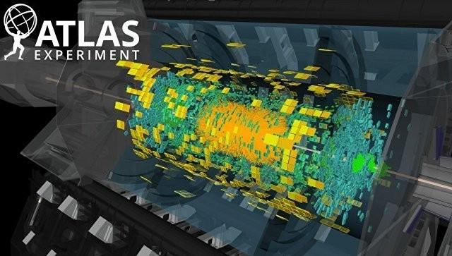 "Большой адронный коллайдер увидел ""главный"" вариант распада бозона Хиггса"