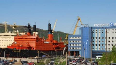 На ФГУП «Атомфлот» начаты работы по безопасному удалению накопленных твердых РАО