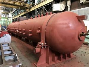 ЗиО-Подольск отправил в Новодвинск один из основных элементов котла для ТЭС Архангельского ЦБК