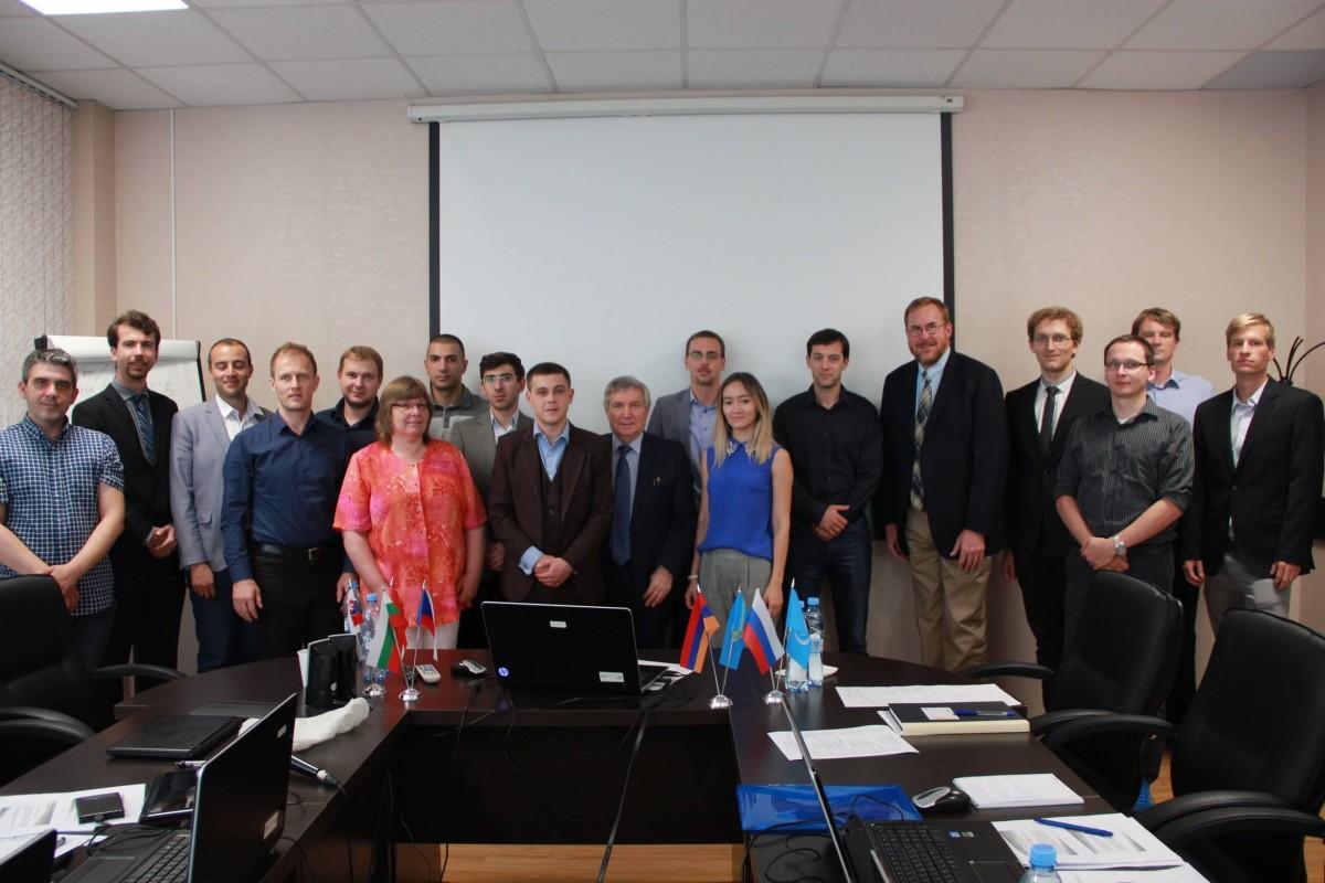В Обнинске проходит третий региональный курс по развитию инфраструктуры и оценке безопасности реакторов с водой под давлением типа ВВЭР