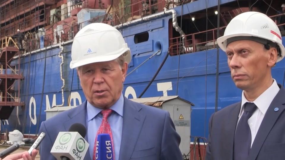 Павел Ипатов объяснил причину задержки начала работы плавучей АЭС
