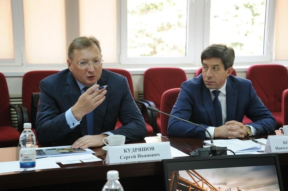 РФЯЦ-ВНИИЭФ посетило руководство АО «Зарубежнефть»