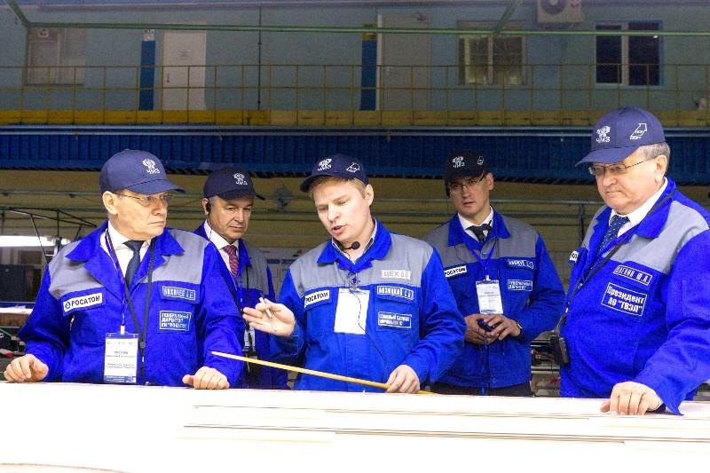 Глава Росатома Алексей Лихачёв посетил ЧМЗ с рабочим визитом и подтвердил стабильные перспективы завода
