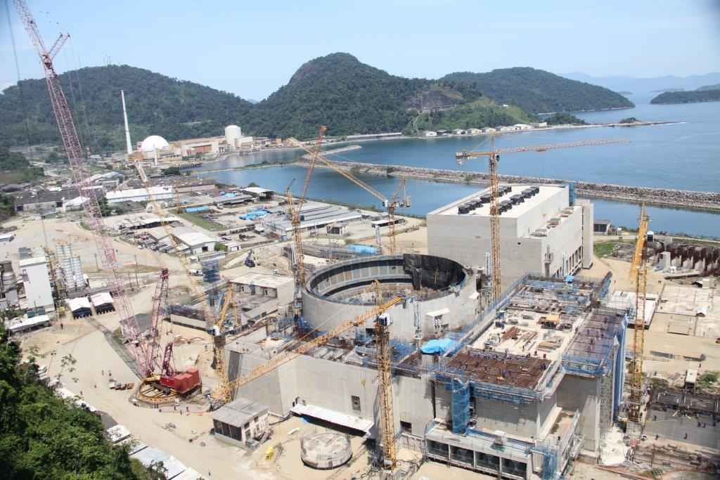 Бразилия ищет партнера для завершения строительства АЭС «Ангра-3»