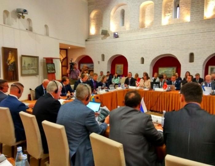 Участие ФГУП АТЦ СПб приняли участие в заседании рабочей группы EPPR-I 2017 при Арктическом совете