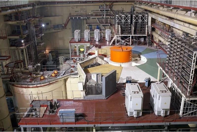 В контуре Топливной компании Росатома «ТВЭЛ» изготовлена трехтысячная чехловая труба тепловыделяющей сборки для Белоярской АЭС