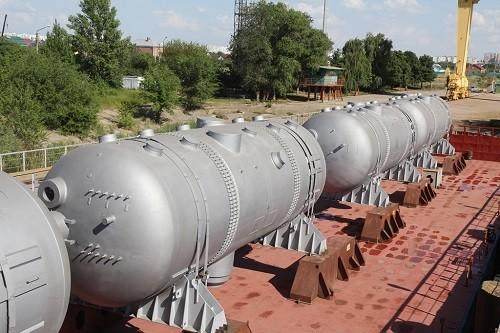 Парогенераторы для второго блока Белорусской АЭС доставлены в Великий Новгород