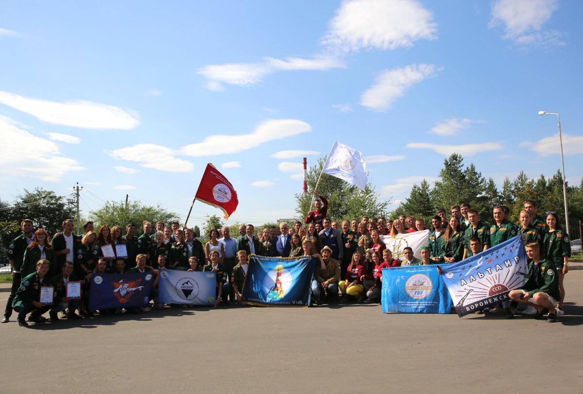 В Нововоронеже завершила работу межрегиональная студенческая стройка «Мирный атом-2017»