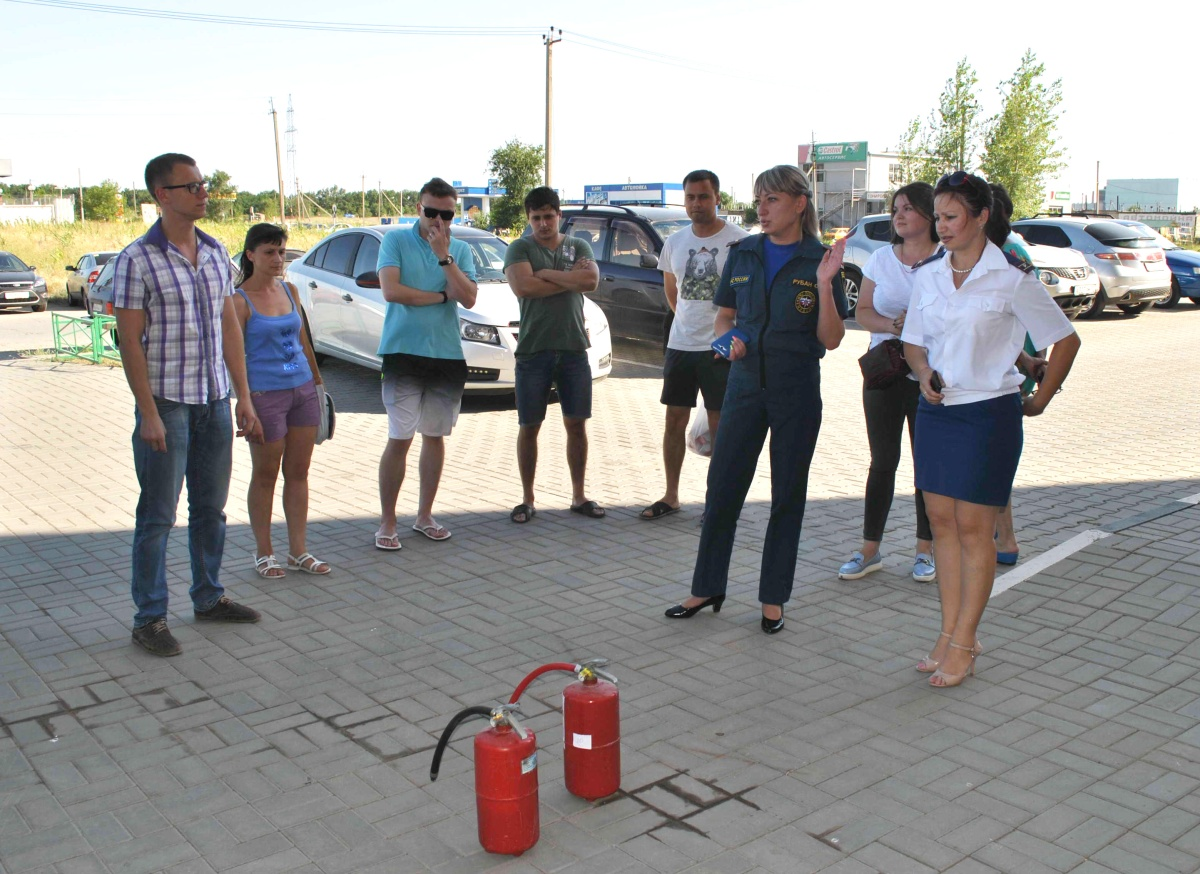 Ростовская АЭС взяла на особый контроль пожарную безопасность в связи с установившейся в регионе жаркой погодой