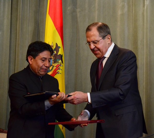 Контракт на возведение ядерного центра в Боливии подпишут в сентябре
