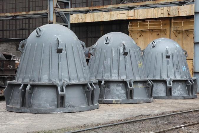 Энергомашспецсталь поставит партию шлаковозных чаш венгерскому меткомбинату Dunaferr