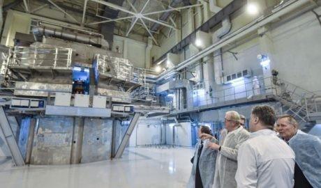 ГПУ расследует хищения при строительстве ядерной установки в Харькове