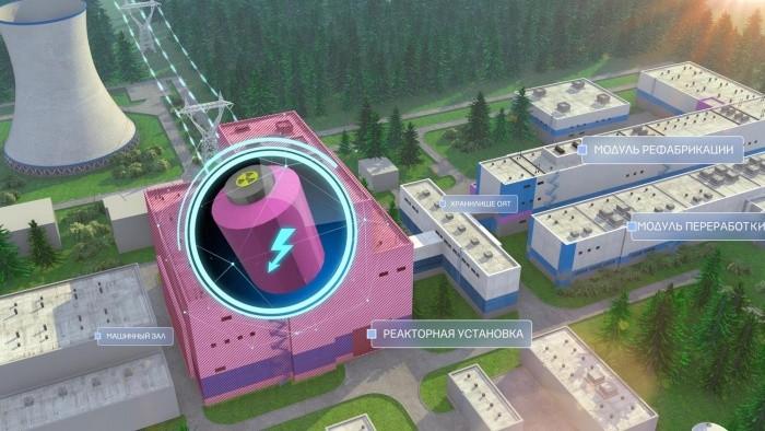 На строительстве ОДЭК в Северске работы ведутся на 41 объекте