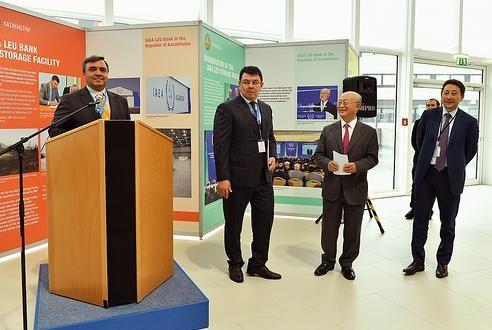 Росатом и Министерство энергетики Республики Казахстан подписали документы в области сотрудничества в атомной сфере
