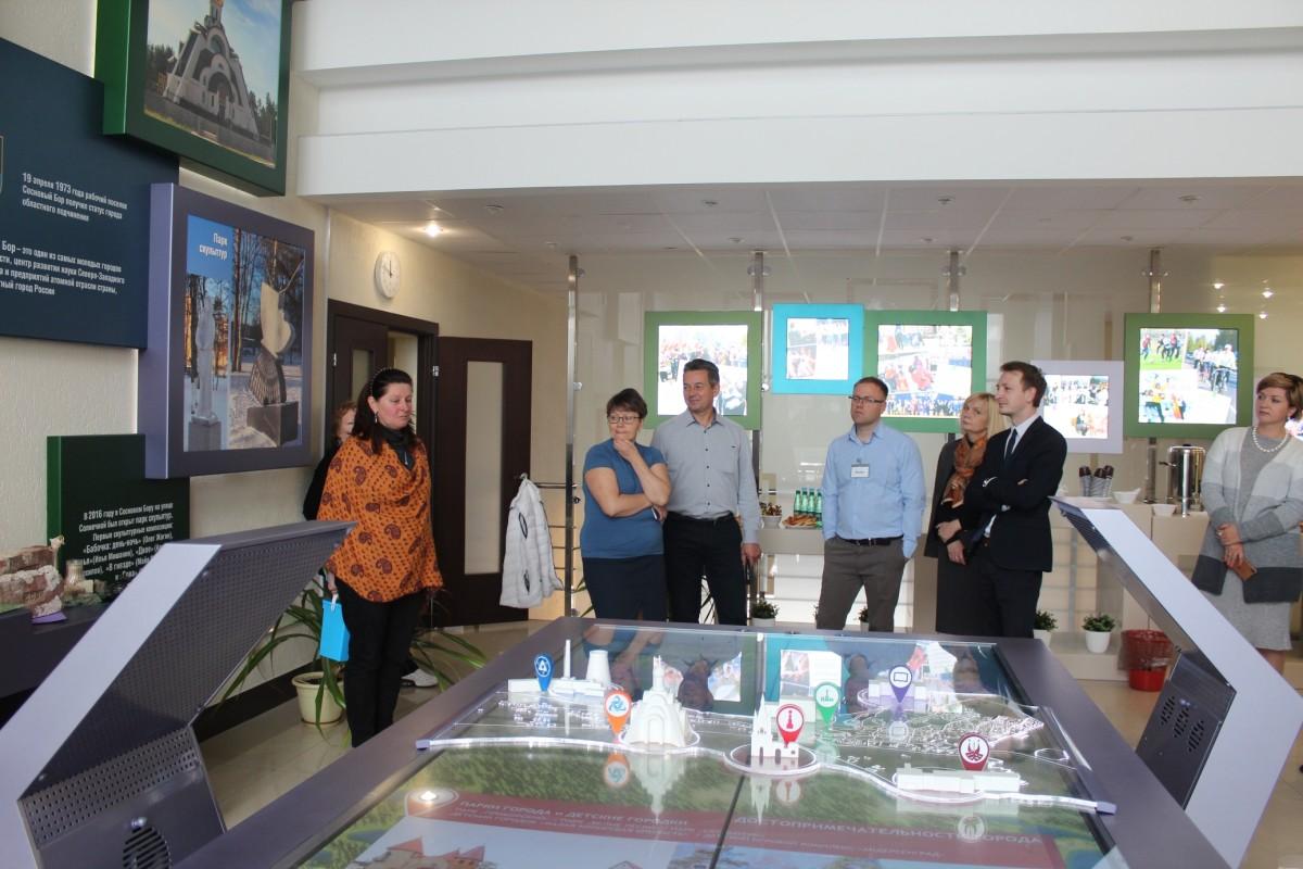 Специалисты Ленинградской АЭС начали серию тренингов для администрации города Сосновый Бор по повышению эффективности работы