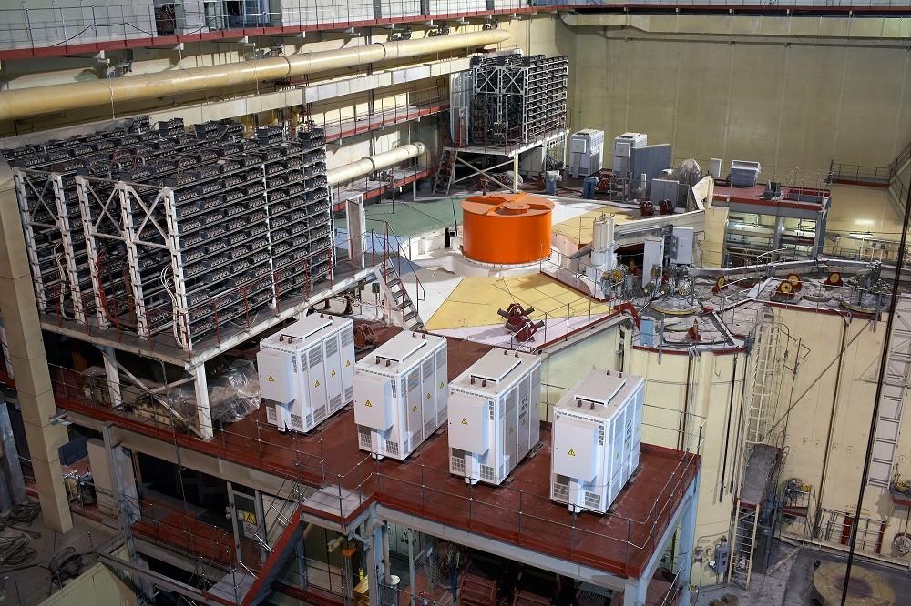Восстановлена работа энергоблока БН-600 на номинальном уровне мощности