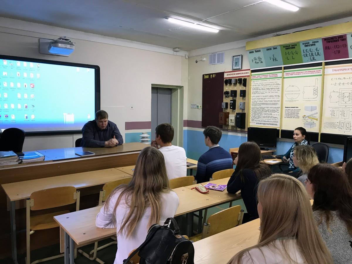 Учащиеся Удомельского колледжа рассматривают Калининскую АЭС как наиболее предпочтительное место работы