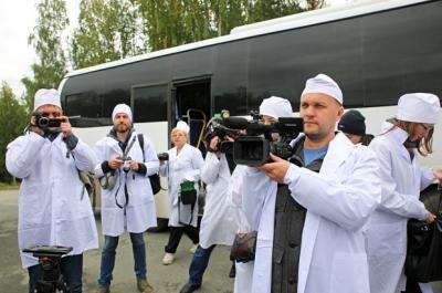 Новоуральск посетила делегация из Железногорска
