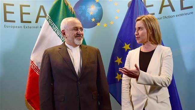 Зариф и Могерини обсудили соглашение по иранскому атому