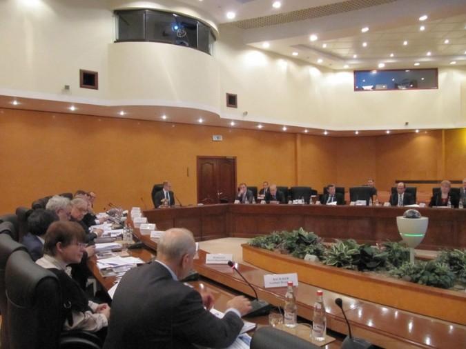 На 3 октября назначено заседание Общественного совета Росатома