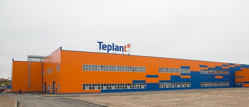Теплант продолжает поставки сэндвич-панелей для строительства Белорусской АЭС