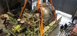 Завершены испытания паротурбинной установки атомного ледокола «Арктика»