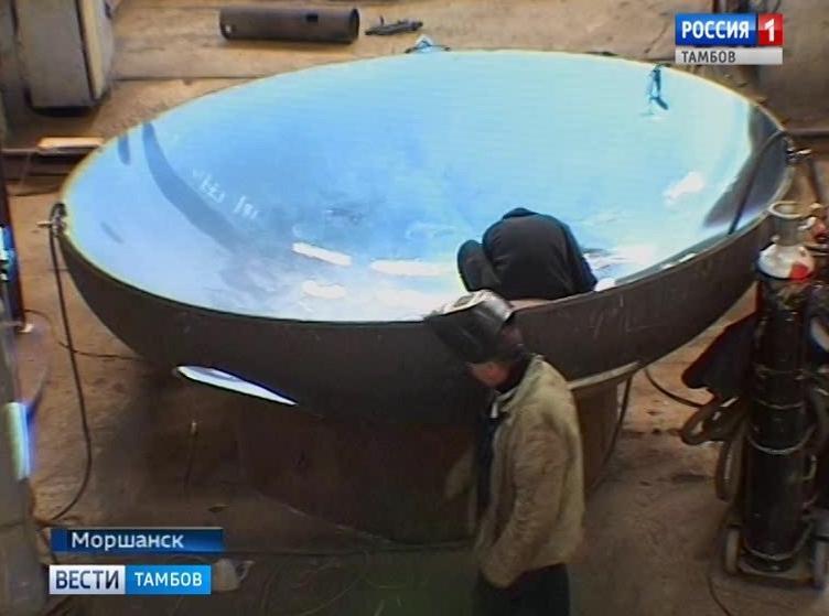 «Моршанскхиммаш» заканчивает монтаж оборудования для Белорусской АЭС