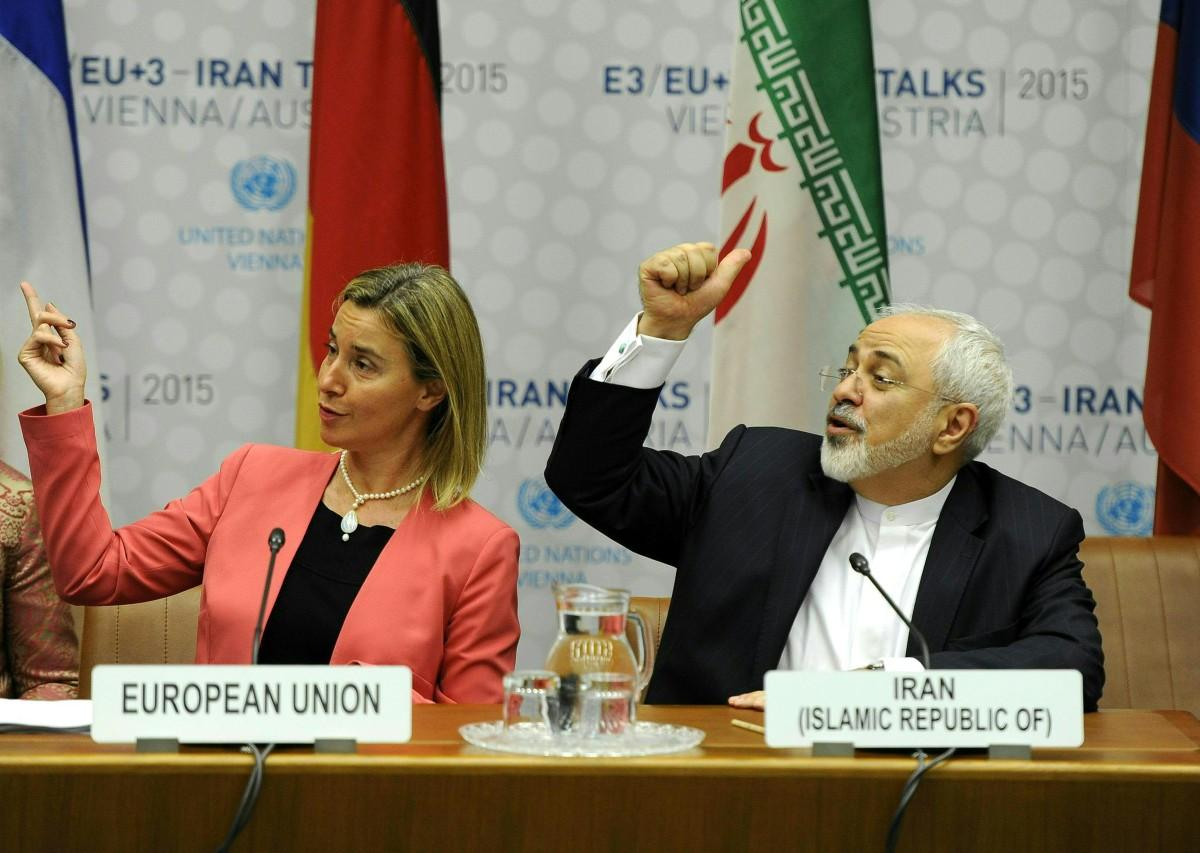 Евросоюз намерен сохранить ядерное соглашение с Ираном