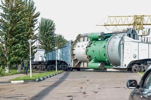 """""""Атомэнергомаш"""" поставил второй реактор для ледокола """"Сибирь"""""""