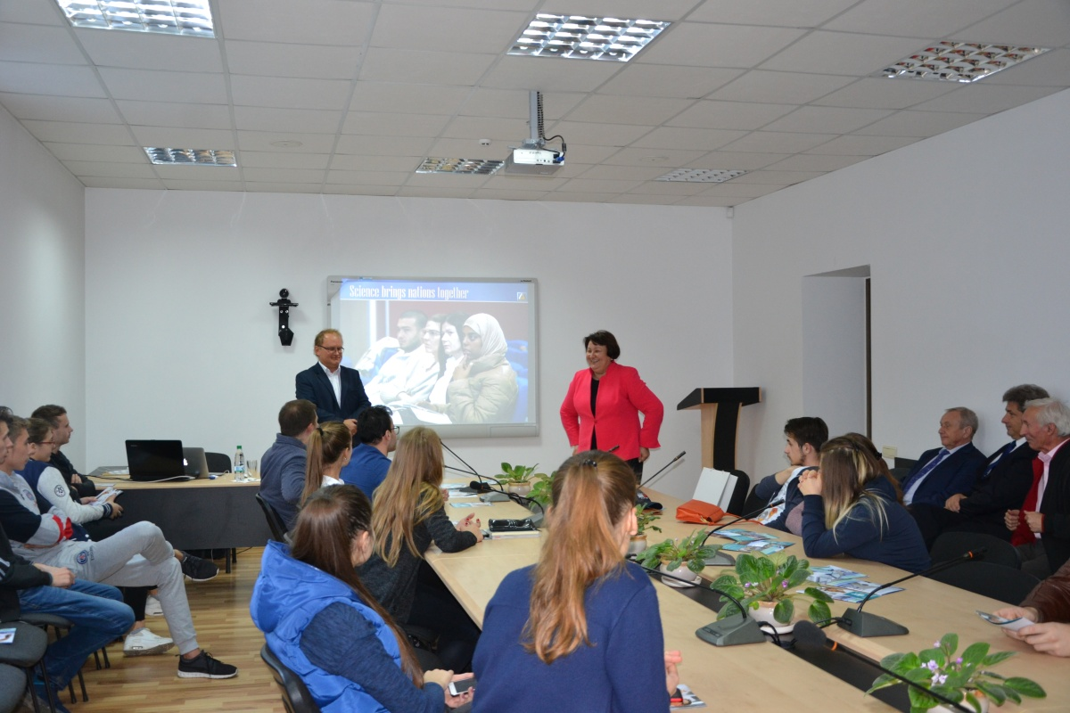 Российские учёные помогают развитию ядерного образования в Молдавии