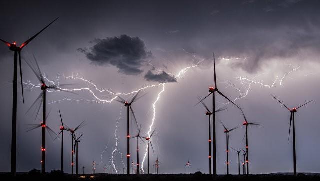Молнии могут вызывать ядерные реакции в атмосфере Земли