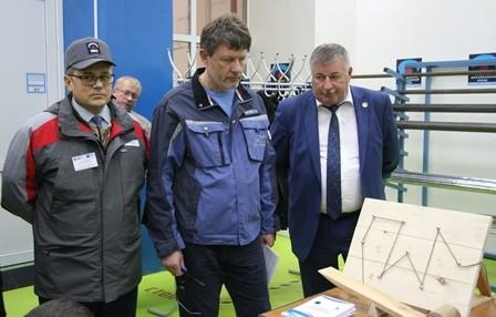 На КМЗ оценили динамику развития Производственной системы Росатома