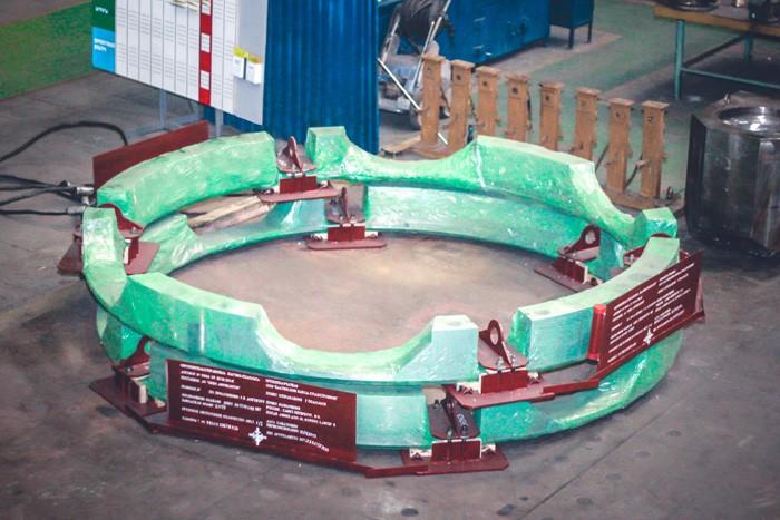 «ЗиО-Подольск» отгрузил оборудование для ледокола «Сибирь»