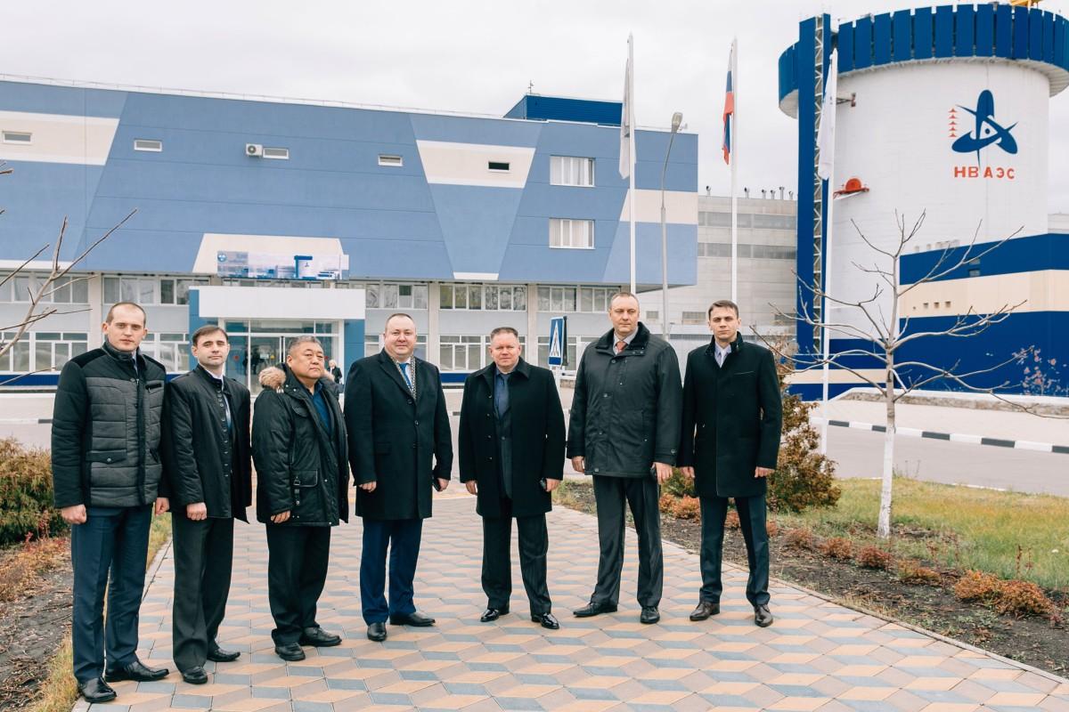 Опыт Нововоронежской АЭС в области охраны важных государственных объектов перенимают внутренние войска МВД Республики Беларусь