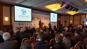 """Атомэнергомаш"" обсудил сотрудничество с европейскими партнёрами на форуме ""Атомекс-Европа"""