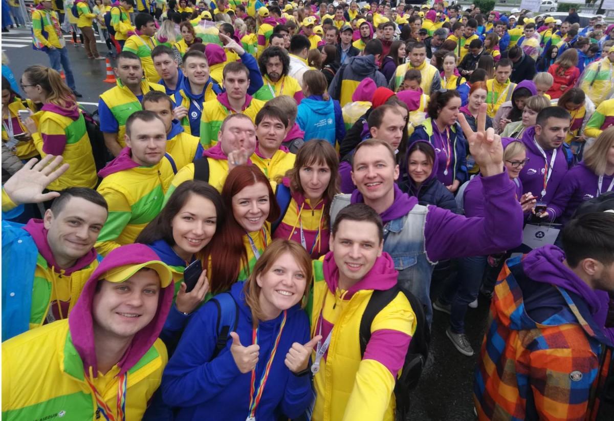 Молодые сотрудники СХК применят в работе идеи Всемирного фестиваля молодежи и студентов