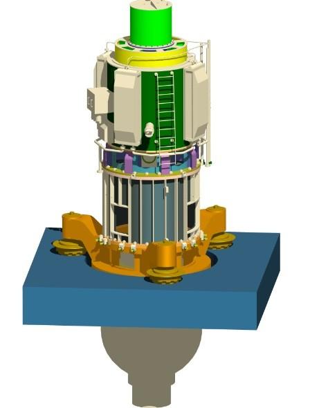 ЦКБМ завершил изготовление комплекта ГЦН для 2 блока Белорусской АЭС