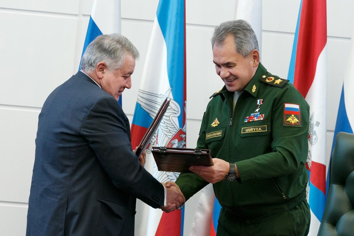 Минобороны и Курчатовский институт будут вместе разрабатывать перспективное вооружение