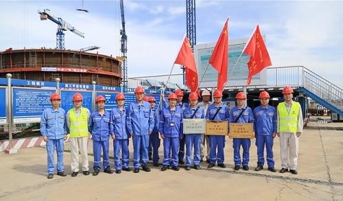 В Китае завершено проектирование реакторного здания 3 блока АЭС Fangchenggang