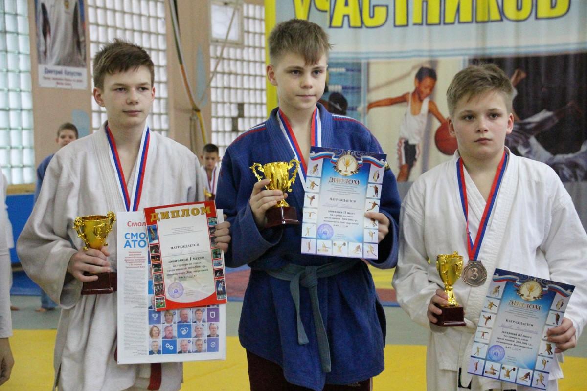 В Десногорске прошёл турнир по дзюдо, посвящённый 35-летию пуска 1-го энергоблока Смоленской АЭС