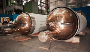 ЗиО-Подольск отправил оборудование для РИТМ-200 на Балтийский завод