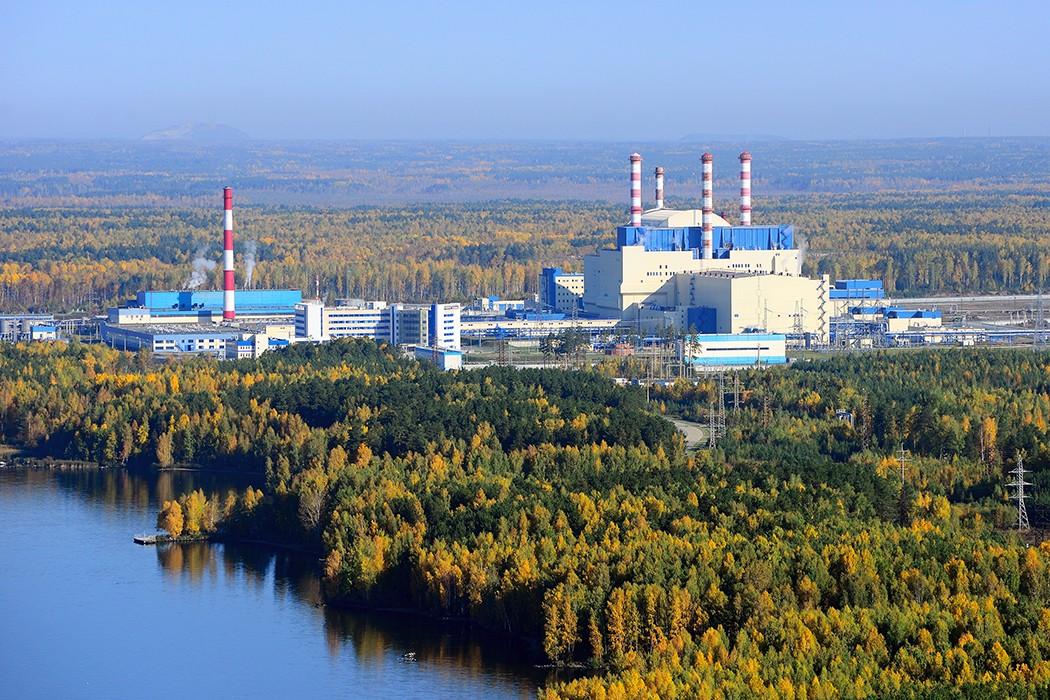 Сотрудников Белоярской АЭС наградят за сооружение энергоблока БН-800