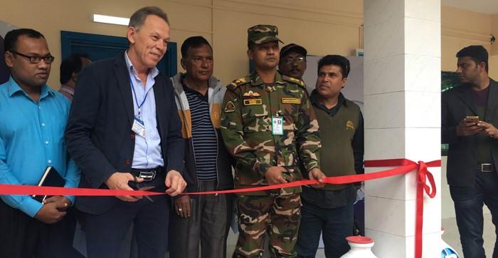 В Бангладеш открылась общественная приемная АЭС «Руппур»