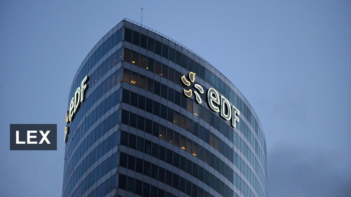EDF планирует принять участие в саудовском тендере