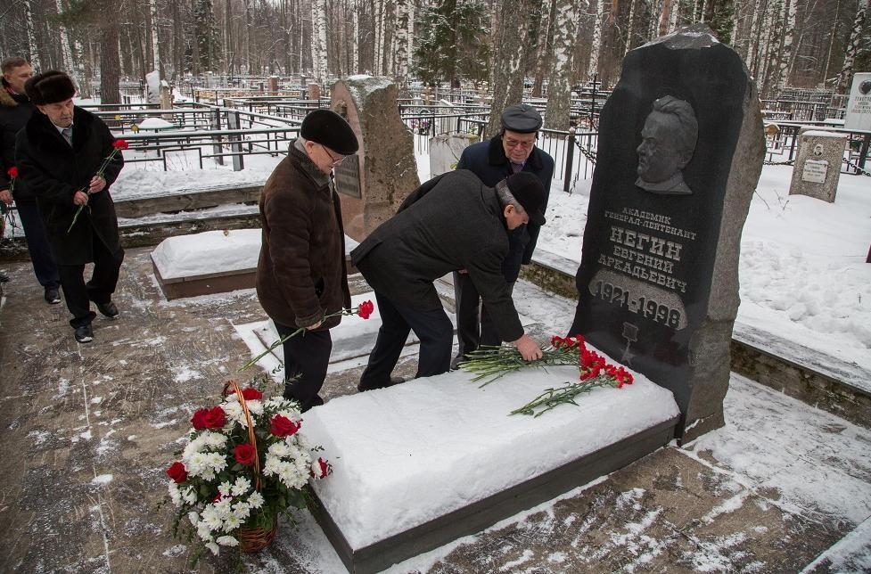 В РФЯЦ-ВНИИЭФ прошли мероприятия в память Е.А.Негина
