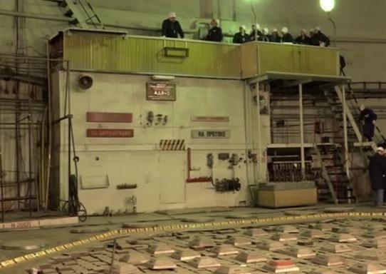 Несколько эпох страны, отраженных в атомных технологиях увидели представители СМИ на Горно-химическом комбинате в Железногорске Красноярского края
