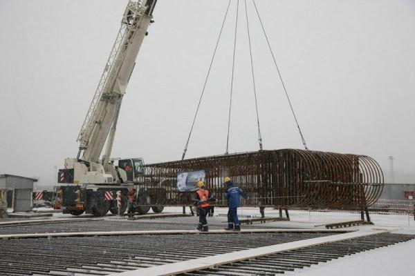 В нынешнем году будет уложен первый бетон на Курской АЭС-2