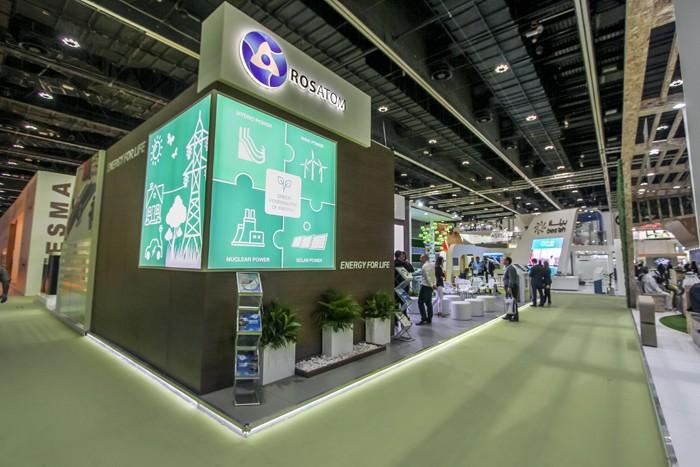 Росатом представил инновационные энергетические технологии и решения в рамках World Future Energy Summit в Абу-Даби